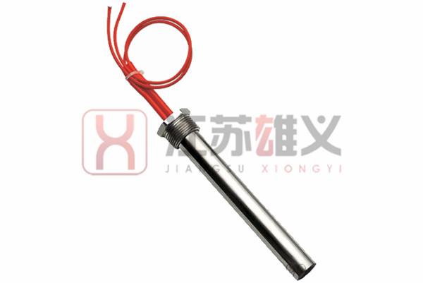 高功率单头电加热管