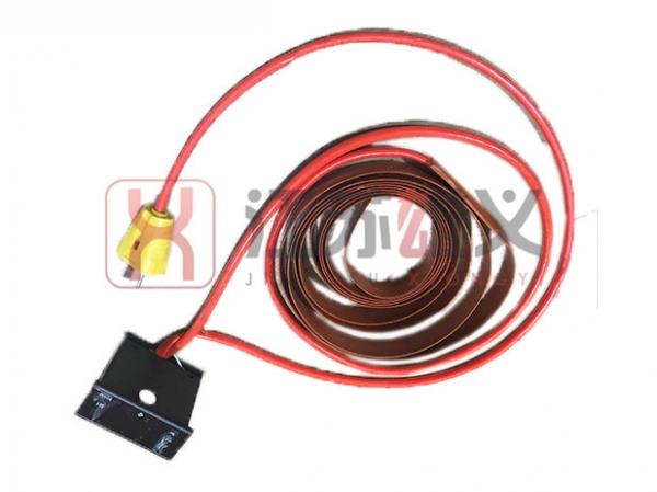 自控温硅橡胶电热带