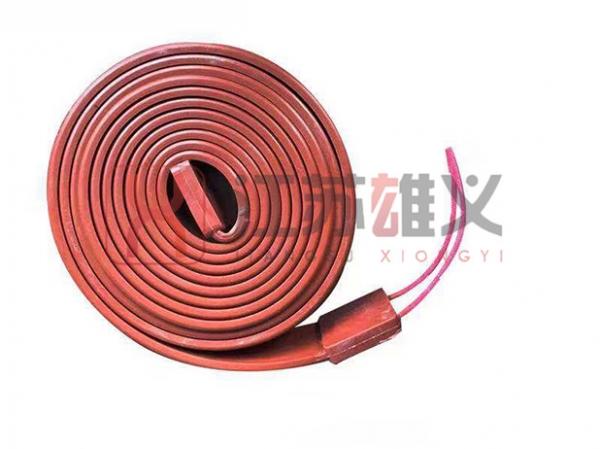 压缩机硅橡胶电热带