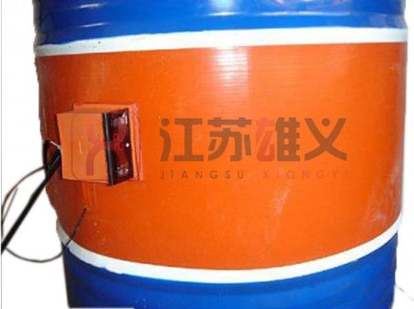 带数显温控液化气罐电热带