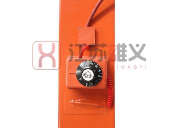 可调温硅橡胶电热器