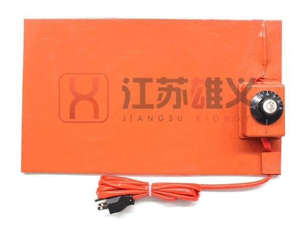 温控硅橡胶电热器