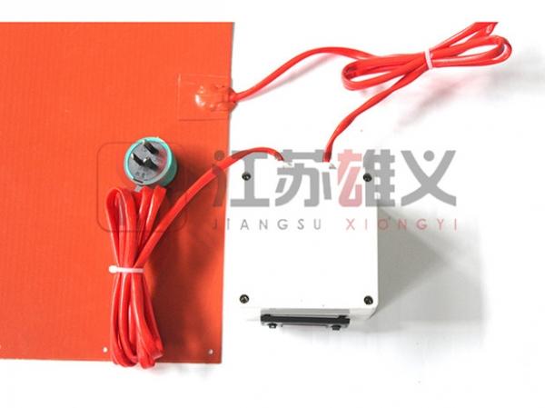 数显硅橡胶电热器