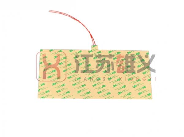 带3M胶硅橡胶电热片