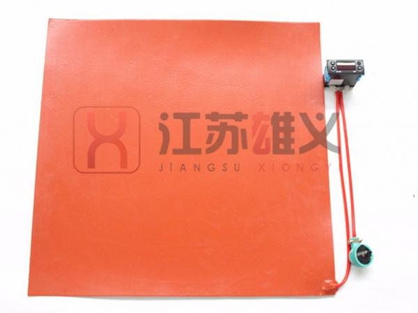 硅橡胶电热毯