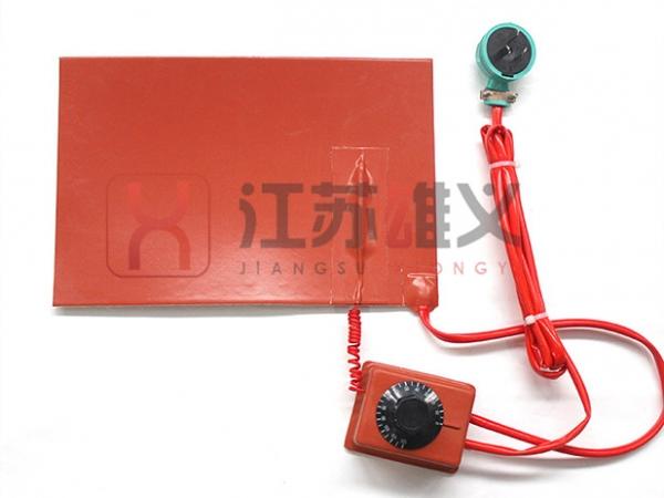 调温硅橡胶电热片