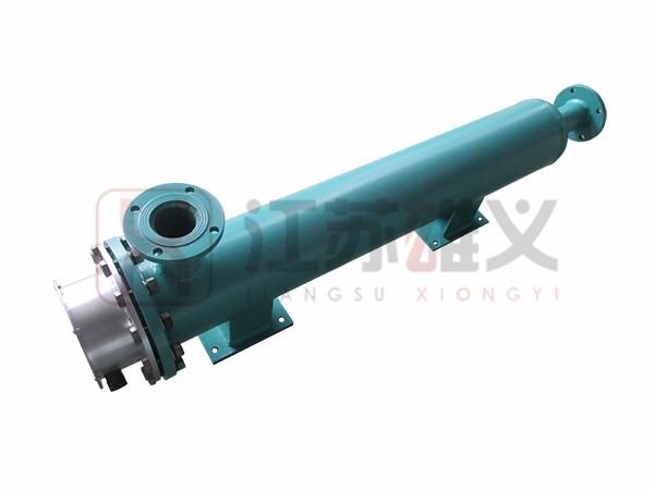 气体管道式加热器