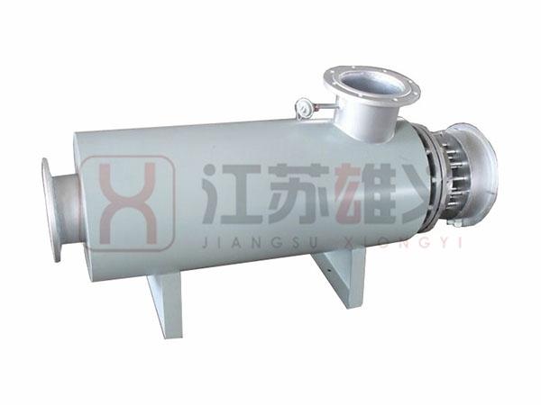 辅助管道加热器